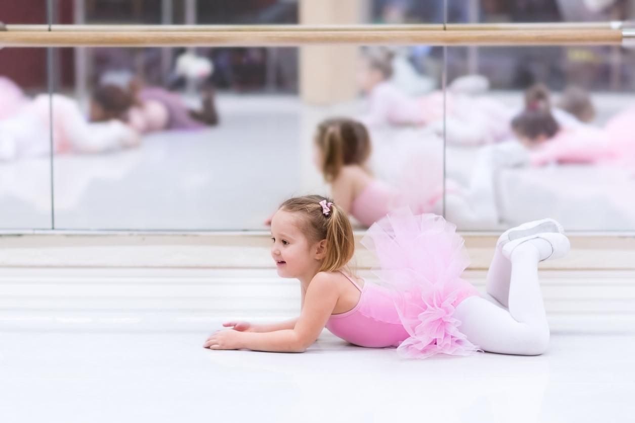 Dans och musik för barn